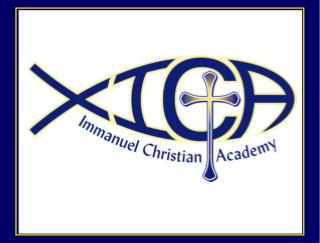 Immanuel Christian Academy Our History