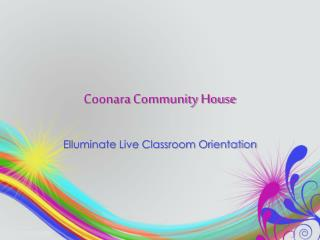 Coonara  Community House