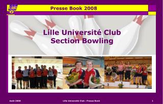 Lille Université Club Section Bowling