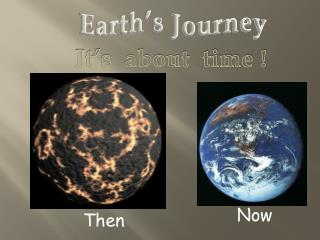 Earth's Journey