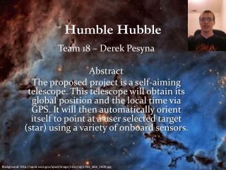 Humble Hubble