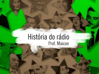 Cronologia  do Rádio