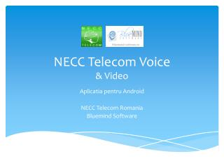 NECC Telecom Voice  & Video