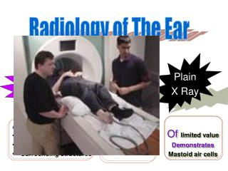 Radiology of The Ear