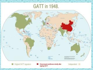 Trade in Goods (GATT  관련 )