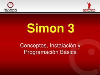 Simon 3