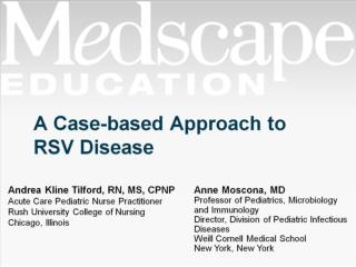 A Case-based Approach to RSV Disease