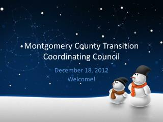 Montgomery County Transition Coordinating Council