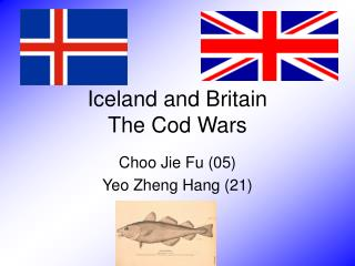 Iceland and Britain The Cod Wars