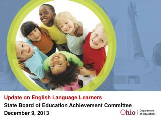 Update on English Language Learners