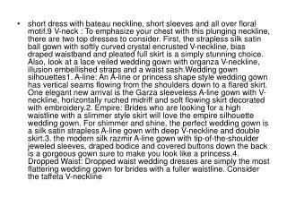 short dress with bateau neckline