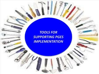TPGES & PPGES Training Modules