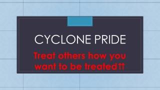 Cyclone Pride