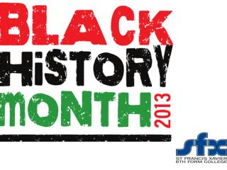 SFX Black History Month 2013