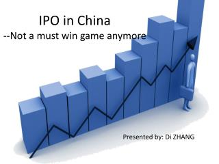 IPO in China --Not a must win game anymore