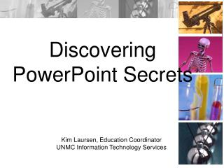 Discovering PowerPoint Secrets