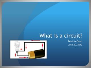 What is a circuit?
