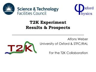 T2K Experiment Results & Prospects