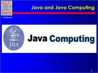 Java and Java Computing