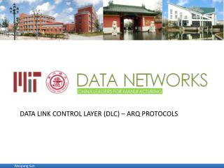 data link Control layer (DLC) – ARQ protocols