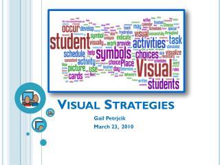 Visual Strategies