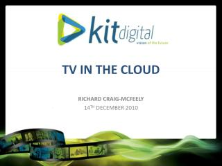 TV in the cloud