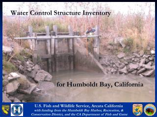 Water Control Structure Inventory