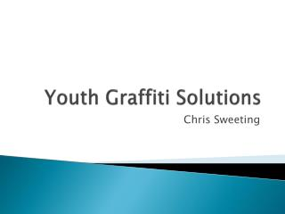 Youth Graffiti Solutions