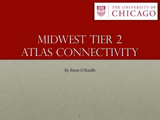 Midwest Tier 2  ATLAS Connectivity