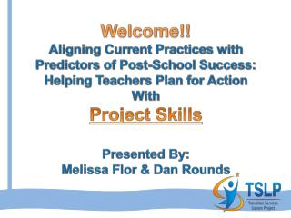 WHAT IS PROJECT SKILLS?