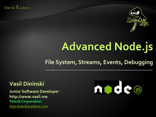 Advanced Node.js