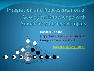 Integration and Representation of Geological Knowledge with Semantic Web Technologies
