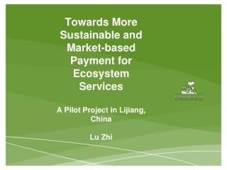 How does CI approach payment for ecosystem services programs?
