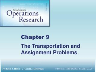 The Transportation and Assignment Problems