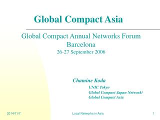 Global Compact Asia