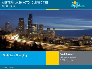 WESTERN WASHINGTON CLEAN CITIES COALITION