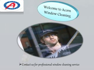 Enjoy the Magic of Professional Window Cleaning Services