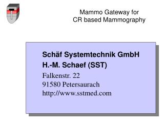 Mammo Gateway for CR based Mammography
