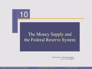 The Money Supply and the Federal Reserve System
