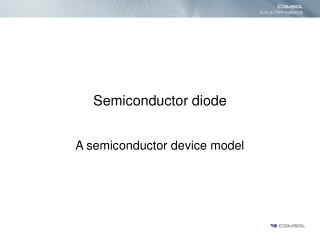 Semiconductor diode
