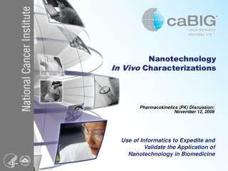 Nanotechnology  In Vivo  Characterizations