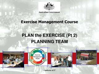 Exercise Management Course