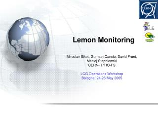 Lemon Monitoring