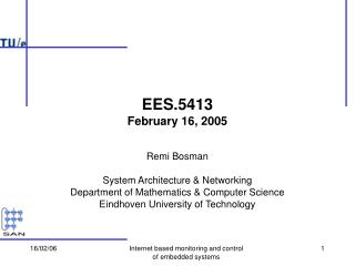 EES.5413 February 16, 2005