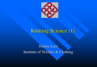 Knitting Science (1)