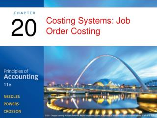 Costing Systems: Job Order Costing