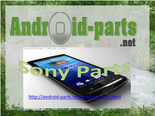 Android Sony Parts