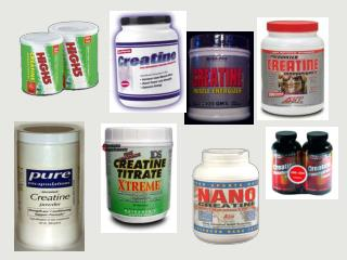 Why supplement with creatine?