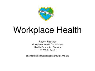 Workplace Health