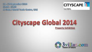 Cityscape Global 2014